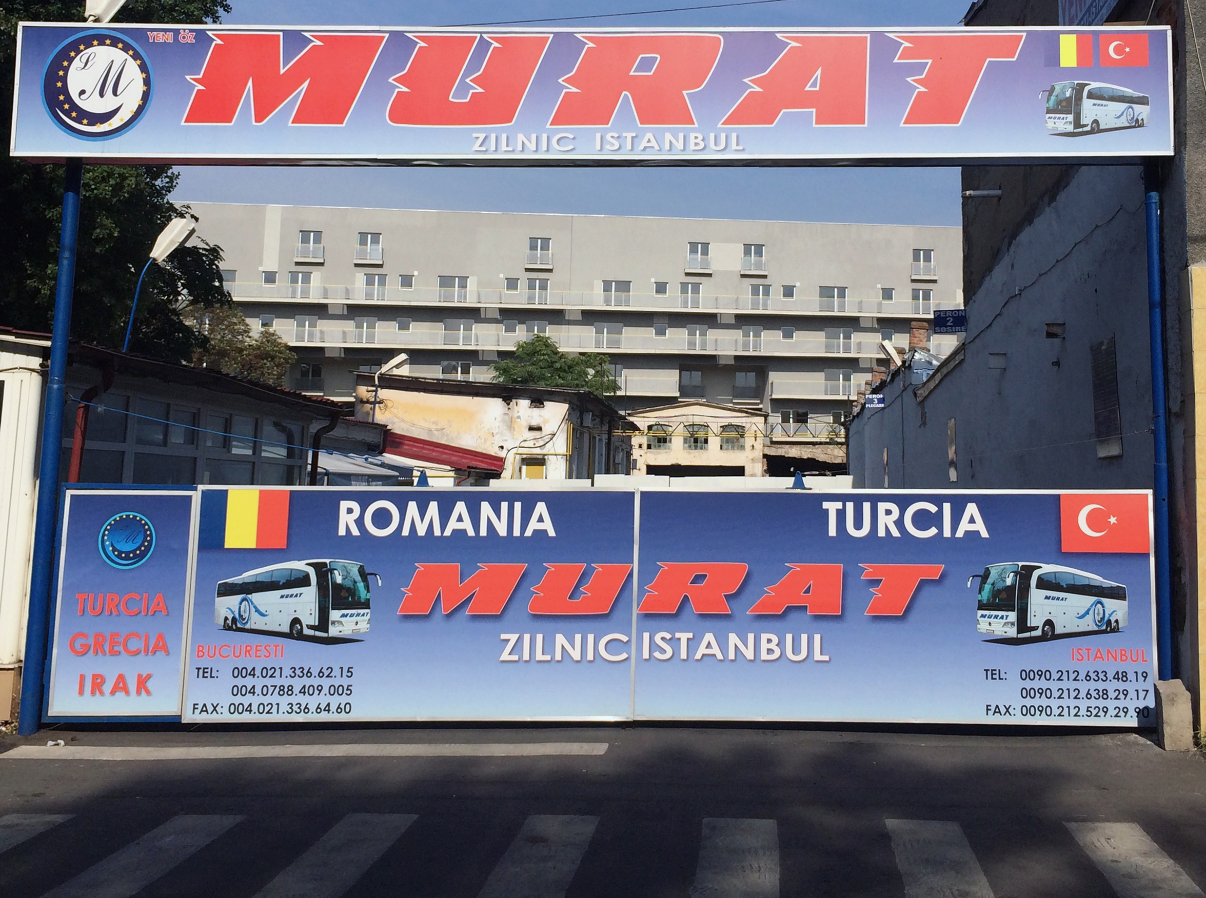 Autogara Internationala Murat